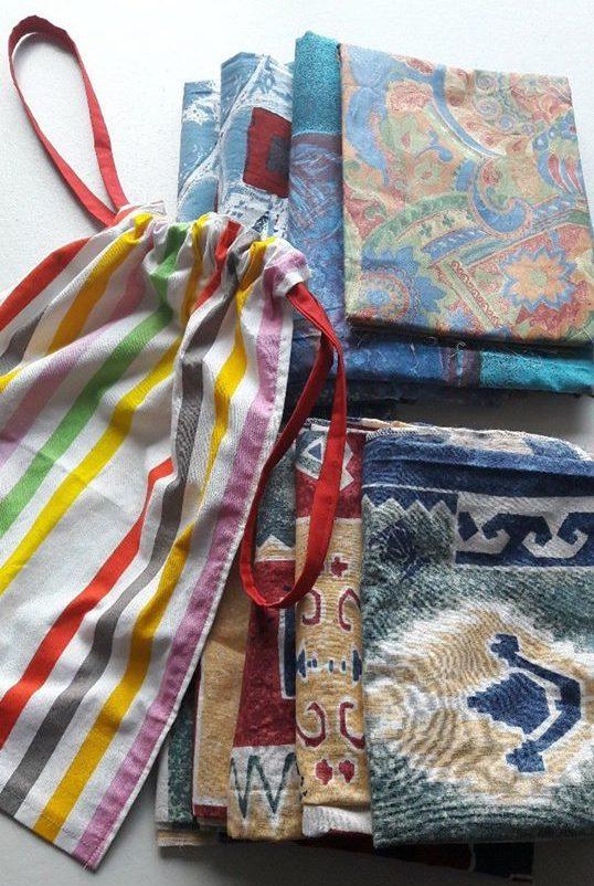 Comforters en School kits.
