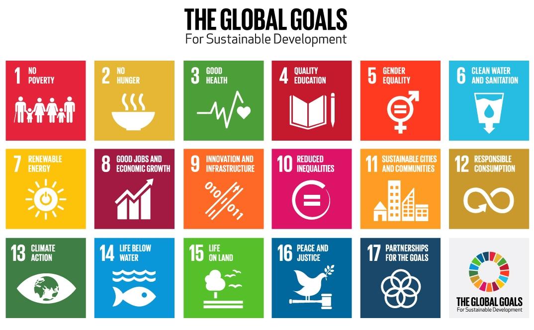 Mondiale doelstellingen van de VN